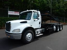 100 Rolloff Truck For Sale USED 2009 FREIGHTLINER BUSINESS CLASS M2 112 ROLLOFF TRUCK FOR SALE