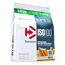 Costco Members Dymatize ISO100 Hydrolyzed 100 Whey Protein Isolate