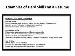 Examples With Soft Skills Marieclaireindia Hard And Resume