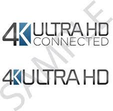 CEA 4K Ultra HD Logo