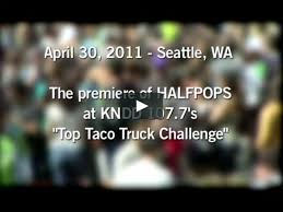 "HALFPOPS At KNDD's ""Taco Truck Challenge"" On Vimeo Winter 2011 Taco Truck Tally Support Your Local Slingers Challenge 2016 Entercom Seattle Radio Advertising And Fortnite Blockbuster Season 4 Week 6 Battle Star Inverse Tacoma The Vs Toyota Youtube Food Long Beachs Fortunes Expand With Socal Caribbean Hal Team Bonding Games Amuse Bouche Alternatives Mds Trucks Snelling Ca Restaurant Reviews"