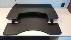 Varidesk Pro Plus 36 by 1 Standing Desk Conversion Kit Review