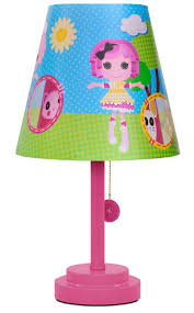 Table Lamps Bedroom Walmart by Amazon Com Mga Lalaloopsy Die Cut Table Lamp Toys U0026 Games