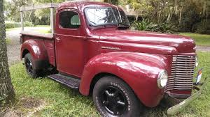 1941 International KB-1 Pick Up On A 1998 Chassis And Drive Train