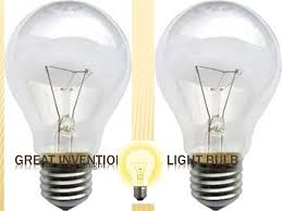 by edison was the inventor of the light bulb