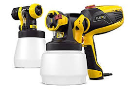 wagner flexio w590 universal electric paint sprayer for wood