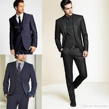 2015 new formal tuxedos suits men wedding suit slim fit business