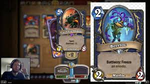 Overload Shaman Deck Frozen Throne by Hearthstone 172 Schamane Card Review Knights Of The Frozen
