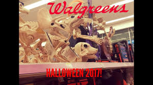 Walgreens Halloween Decorations 2015 by Walgreens Halloween 2017 Trip 1 Youtube