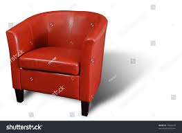 Bright Red Leather Armchair Isolated On Stock Photo 74329570 ... Chairs Red Leather Chair With Ottoman Oxblood Club And Brown Modern Sectional Sofa Rsf Mtv Cribs Pinterest Help What Color Curtains Compliment A Red Leather Sofa Armchair Isolated On White Stock Photo 127364540 Fniture Comfortable Living Room Sofas Design Faux Picture From 309 Simply Stylish Chesterfield Primer Gentlemans Gazette Antique Armchairs Drew Pritchard For Sale 17 With Tufted How Upholstery Home