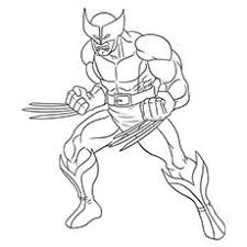 Coloring Fresh Design Superheroes Colouring Pages 4 Top 20 Free Printable Superhero Online