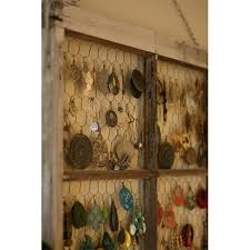 DIY Rustic Jewelry Rack Ideas