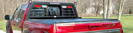 Truck Headache Racks By Magnum - On Site Truck Repair Inc.