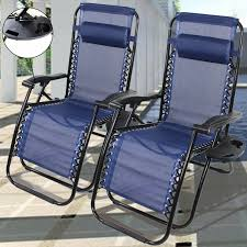 Timber Ridge Folding Lounge Chair by Lounge Chair Double Chaise Two Person Sunbathing Cushions Outdoor