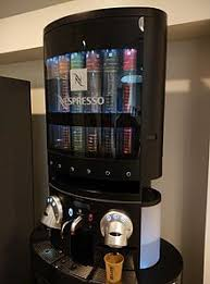 Nespresso Machine Containing Professional Grade Pods Incompatible With The Regular Capsules