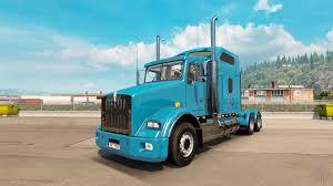 Kenworth T800 V2.3 For Euro Truck Simulator 2