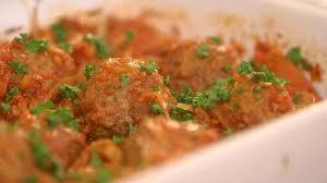 recette de cuisine equilibre recette de boulettes de viande sauce tomate au fenouil petits