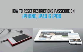 How to Reset Forgotten Restrictions Passcode on iPhone & iPad