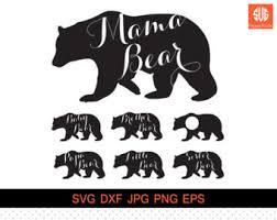 Bear Cub Clipart Papa 20687