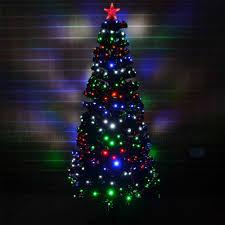 6065 4ft Pre Lit LED Fibre Optic Christmas Tree