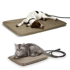 Outdoor Heated Dog Beds Pads Bowls K&H Pet Products