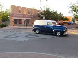 1952 Chevy Panel - Rosemary M. - LMC Truck Life