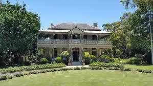 100 Mosman Houses About Boronia House