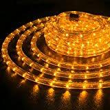 Amazon Orange Rope Lights Seasonal Lighting Home & Kitchen