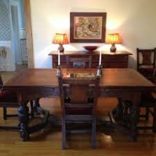 Classy Design Ideas Antique Dining Room Furniture 1920 Set Rooms Decor And Image Of Oak