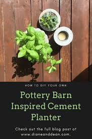 DIY Cement Craft - Diane And Dean DIY Jenny Castle Design Outdoor Spring Things Creating An Inviting Fall Front Porch Pottery Barn Plant Stunning Planters For Sale On Really Beautiful Usa Home Decor Trwallpatingdiyenroomdecorpotterybarn Startling Blue Diy Cement Craft Diane And Dean My Patio Progress California Casual Hamptons Backyard Style Articles With Tuscan Tag Excellent 1 Brittany Garbage Can Shark Trash Vintage Mccoy Green