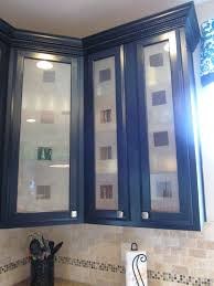 What To Display In Glass Kitchen Cabinets This Has A High Storage Area That Stretches