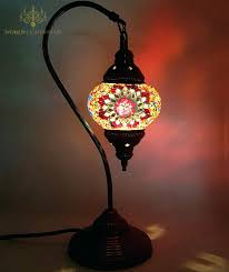 Home Depot Tiffany Style Lamps by Tiffany Style Desk Lamp Lighting Table Lamps Shades The Home Depot