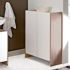 badezimmerschrank mit 2 türen banero