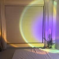 sunset l projection l sonnenuntergang le usb led projektor le licht projektor lichter 90 drehung romantische visuelle stimmungsle