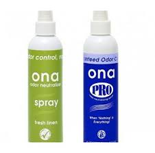 mauvaise odeur chambre ona spray 250ml bad smell odour neutralizer eliminator grow room
