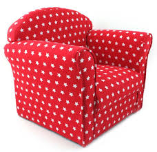 Kids Childrens Red With White Stars Fabric Tub Chair Armchair Sofa ... Childrens Armchair Lounge Pug Kids Bean Bags Uk Cord Mocha Brown Blue And Pink Floral Sofas Amazoncom Chairs Hcom Sofa Lying Recliner Pu Leather Pong Armchair Birch Veneeralms Natural Ikea Disney Mickey Mouse Upholstered Chair Amazoncouk Baby Chairs Bedroom Fniture Little Lucy Fabric Seat Stool Tub Black Chester