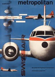 Convair 440 Transport PostersTravel PostersVintage AirlineVintage TravelGraphic