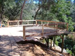 Building A 24' X 20' Deck On Steep Slope | Decks, Backyards And ... Landscaping Design For Small Spaces Best Sloped Backyard Deck Deck Plans Hgtv Taming A Slope Sunset Best 25 High Ideas On Pinterest Railings Diy Storage Sloping Sloped Backyard Designs Decks How To Build Floating 3 Steps Under Foot Outdoor Flooring Buyers Guide Make Dynamic Statement With Multilevel Gardening Building 24 X 20 Steep Slope Backyards And Design Ideas Interior