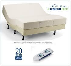 mattress bases adjustable bases foundations tempur pedic intended
