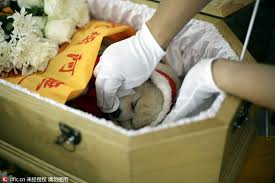 Get to know encoffiners Preparing the dead for final journey
