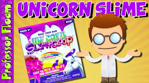Unicorn Slime Kit 5 Tested Is Slimeygloop Worth It How To Make