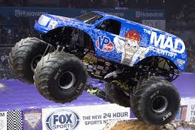 20 Badass Monster Trucks Are Crushing It In New York