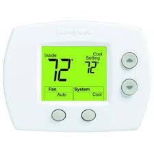 Suntouch Heated Floor Thermostat Manual by Honeywell Th5110d1022 Digital Thermostat Ebay