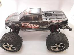 100 Truck Maxx Traxxas T RC Monster Without Engine Toys Games