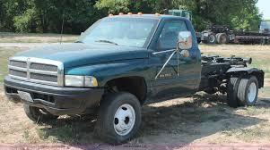 100 Hook Truck 1997 Dodge Ram 3500 Hook Truck Item C2741 SOLD Thursday