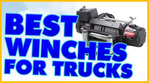 10 Best Winches For Trucks Review 2017 - YouTube How To Choose The Best Winch For Your Pickup Ramsey Grille Guard Winch Mounting Kit 32006 2500 3500 Lifted Trucks Rocky Ridge 082010 F250 F350 Warn Hidden Mount Wn78105 Tractor The American Road Machinery Company Ce6k Venco Venturo Industries Llc A Year With A Zeon 4waam Curry Supply Toy Loader Auto Loading System Product Spotlight Truck Bed Best Resource