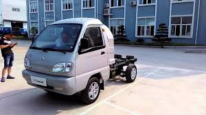 Dongfeng Mini Electric Truck Whatsapp:0086-13635733504 - YouTube