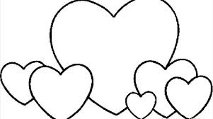 Printable Valentines Day Coloring Pages Sheets For Teachers