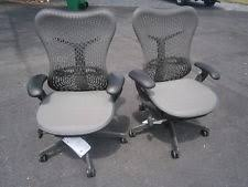 Herman Miller Mirra Chair Used by Mirra Chair Ebay