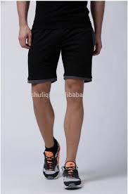 2015 oem sports shorts for men athlete runing shorts polyester